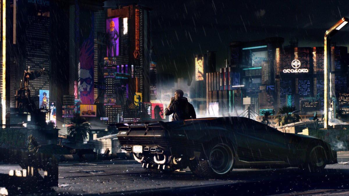 Cyberpunk 2077 City Wallpaper: New Screenshots
